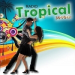 Logo da emissora Radio Tropical 1040 AM