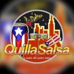 Logo da emissora QuillaSalsa Radio