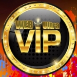 Logo da emissora Web Ultra Vip