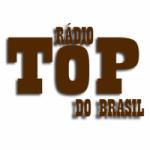 Logo da emissora Rádio Top do Brasil