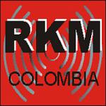 Logo da emissora Radio RKM Colombia