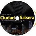 Logo da emissora Radio Ciudad Salsera