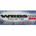 Logo da emissora Radio WRBS 1230 AM