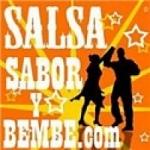 Logo da emissora Radio Salsa Sabor y Bembé