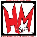 Logo da emissora Heavy Metal Ears Radio