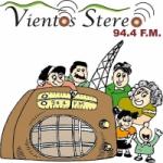 Logo da emissora Radio Vientos Stereo 94.4 FM