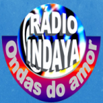 Logo da emissora Rádio Indaya