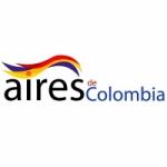 Logo da emissora Radio Aires de Colombia