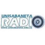 Logo da emissora Unisabaneta Radio
