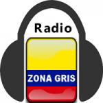Logo da emissora Radio La Zona Gris