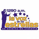 Logo da emissora Radio La Voz de las Estrellas 1290 AM