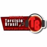 Logo da emissora Rádio Tarcisio Brasil