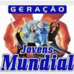 Logo da emissora Geração Jovem FM