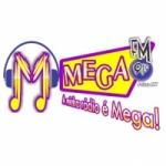 Logo da emissora Mega Juína