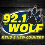 Logo da emissora Radio KJZS 92.1 FM