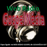 Logo da emissora Web Rádio Gospelnésia