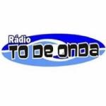 Logo da emissora Rádio To De Onda