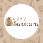 Logo da emissora Rádio Samburá