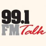 Logo da emissora Radio KKFT 99.1 FM