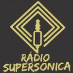 Logo da emissora Rádio Supersônica