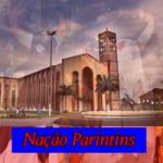 Logo da emissora Rádio Nação Parintins