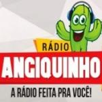 Logo da emissora Angiquinho FM