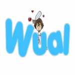 Logo da emissora Rádio Wual Hotel
