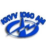 Logo da emissora KKVV 1060 AM