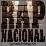 Logo da emissora R�dio Dos Manos