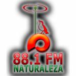 Logo da emissora Radio Naturaleza 88.1 FM