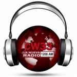 Logo da emissora La Nueva Radio 1200 AM