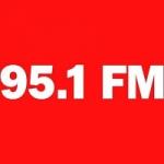 Logo da emissora Radio 95.1 FM