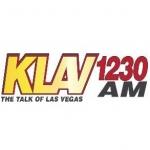 Logo da emissora KLAV 1230 AM