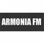 Logo da emissora Radio Armonía 96.9 FM