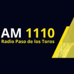 Logo da emissora Radio Paso de Los Toros 1110 AM