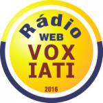 Logo da emissora Rádio Web Vox Iati