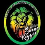 Logo da emissora Radio Reggae Suena