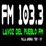 Logo da emissora Radio La Voz Del Pueblo 103.3 FM