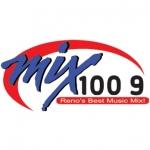 Logo da emissora KRZQ 100.9 FM