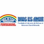 Logo da emissora Radio Iglesia Pentecostal Dios es Amor