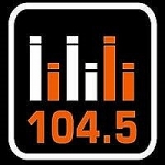 Logo da emissora Radio FM La Otra 104.5