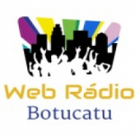 Logo da emissora Web R�dio Botucatu