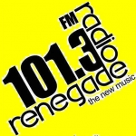 Logo da emissora KRNG 101.3 FM