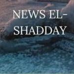 Logo da emissora News El Shaday