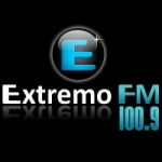 Logo da emissora Radio Extremo 100.9 FM