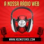 Logo da emissora Voz Motense
