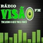 Logo da emissora Rádio Visão