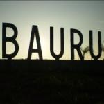 Logo da emissora Bauru Sem Limites FM
