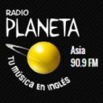Logo da emissora Radio Planeta 90.9 FM