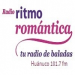 Logo da emissora Radio Ritmo Romántica 101.7 FM